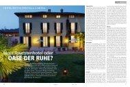 Hotelier 2012.pdf - Hotel Villa Carona