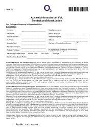 Vertrag verlängern mit Sonderkonditionen - bei o2 ilmenau.de