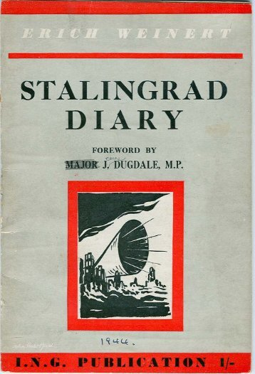 Stalingrad diary - marxists
