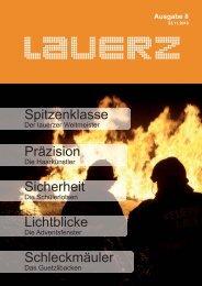 Präzision Lichtblicke Spitzenklasse Sicherheit ... - Gemeinde Lauerz