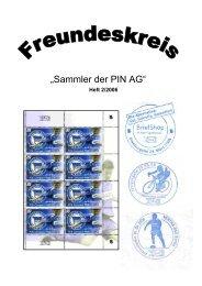 Sammler der PIN AG Nr - pin-mail-online.de