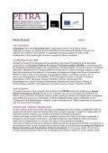 PETRA press file - Page 3