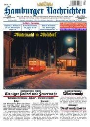 Ausgabe 2/2009 - Hamburger Nachrichten