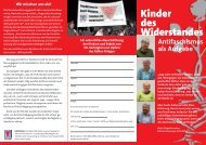 Wer sind wir? - VVN/BdA NRW