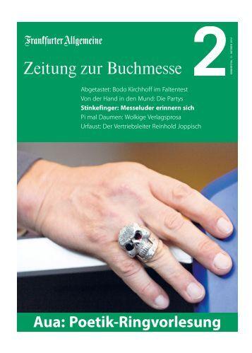 Ausgabe von Donnerstag, 11. Oktober - FAZ.net