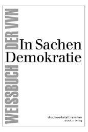 In Sachen Demokratie - VVN/BdA NRW