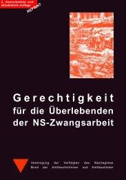NS-Zwangsarbeit - VVN/BdA NRW
