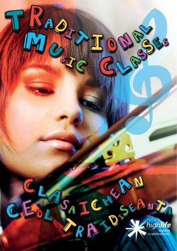 TMC Brochure - High Life Highland