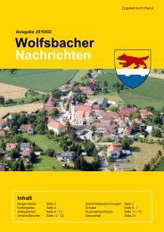 Download - Marktgemeinde Wolfsbach