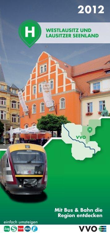 VVO-Verbundraum - Städtebahn Sachsen GmbH