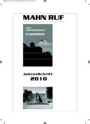 mahnruf-2010_2011-08-04_Mahnruf 04.08.2011 15:33 Seite 1
