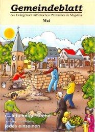 05/01 - Kirchspiel Magdala/Bucha