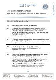 3 - witt & partner geoprojekt GmbH