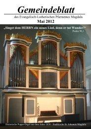 05/12 - Kirchspiel Magdala/Bucha