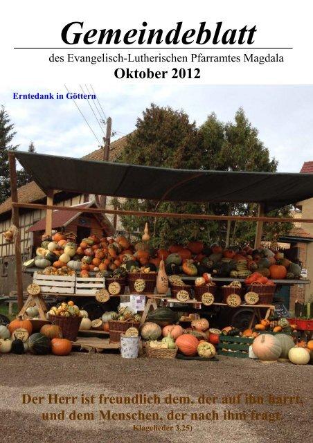 Mittelaltermarkt - Kirchspiel Magdala/Bucha