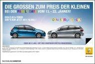 bereits ab € 11.990 - bei Renault Liesing!