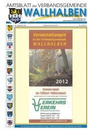 40. Jahrgang (180) - Verbandsgemeinde Wallhalben