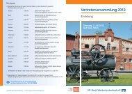Vertreterversammlung 2012 - VR-Bank Westmünsterland eG