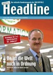 Da ist die Welt noch in Ordnung - Rheinpfalz