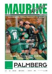 Sievershäger SV - FC Schönberg 95