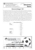 Sievershäger SV - FC Schönberg 95 - Page 5