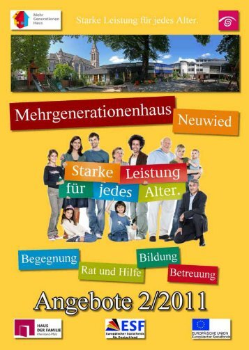 gesamt pdf 2-2009 neu - Katholische Familienbildungsstätte Neuwied
