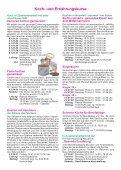 programmheft gesundheit 1-2010 - Katholische  ... - Page 5
