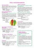 programmheft gesundheit 1-2010 - Katholische  ... - Page 6