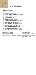 1. Zyklus (März/April 2011) - Kirchenchor Pfaffenhofen - Seite 3