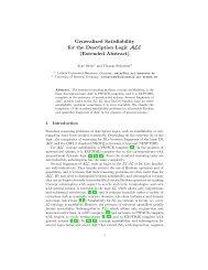 Generalized Satisfiability for the Description Logic 긔Lc - Leibniz ...
