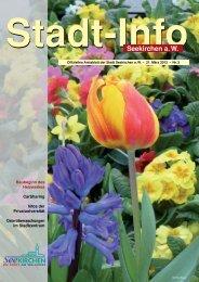 Stadt-Info 21. März 2012 Nr. 2 - Seekirchen am Wallersee