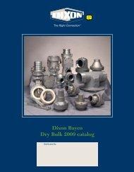 Dixon Bayco Dry Bulk 2009 catalog - Goodyear Rubber Products, Inc.