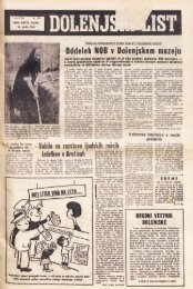 16. april 1964 (št. 733) - Dolenjski list