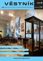VĚSTNÍK - Asociace muzeí a galerií České republiky