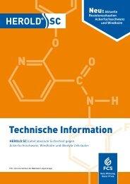 herold sc - Feinchemie Schwebda GmbH