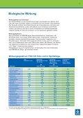 Wirkungsspektrum FOX OS Solo und in Spritzfolge - Feinchemie ... - Seite 5