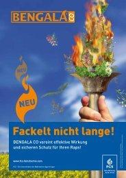 Fackelt nicht lange! - Feinchemie Schwebda GmbH