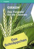 Gesundes Korn liegt uns am Herzen - Feinchemie Schwebda GmbH - Seite 6