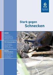 Stark gegen Schnecken - Feinchemie Schwebda GmbH