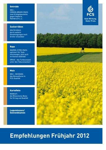 Getreide - Feinchemie Schwebda GmbH