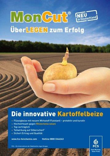 Die innovative Kartoffelbeize ÜberLEGEN zum Erfolg