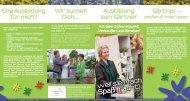 Flyer mit den wichtigsten Informationen zur ... - Blumenland Herdt