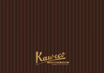 Kaweco Pouches - Wildner+Designer