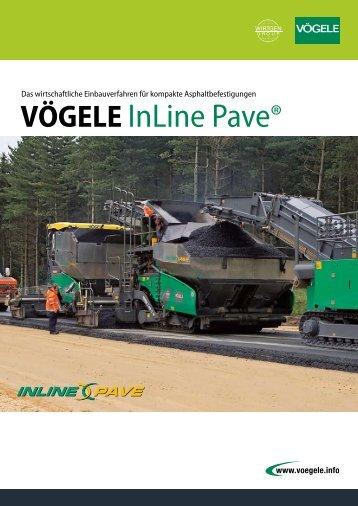 VÖGELE InLine Pave® - Joseph Vögele AG