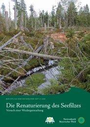 Berichte aus dem Nationalpark Heft 6-2009