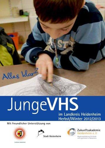 können Sie das Programmheft als PDF ... - Stadt Heidenheim