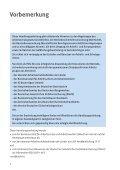 Handlungsanleitung für den Umgang mit Arbeits- und Schutzgerüsten - Page 6