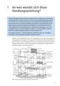 Handlungsanleitung für den Umgang mit Arbeits- und Schutzgerüsten - Page 7