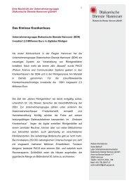 Pressemeldung zum Download - Diakonische Dienste Hannover