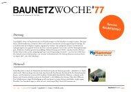 BAUNETZWOCHE#77